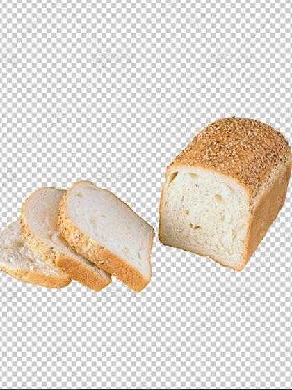 عکس نان تست PNG دوربری شده