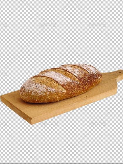 عکس نان دور بری شده