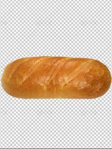 عکس نان باگت فرانسوی PNG دوربری شده با کیفیت بالا بدون بکگراند