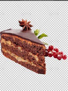 دانلود عکس کیک PNG دوربری شده با کیفیت بالا بدون بک گراند