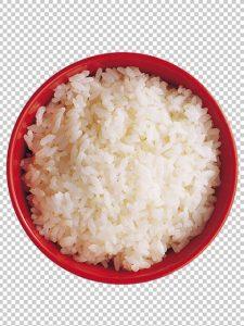 عکس کاسه برنج دوربری شده فایل PNG با کیفیت و رزولوشن بالا