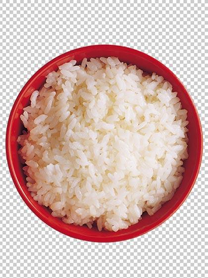 عکس کاسه برنج دوربری شده