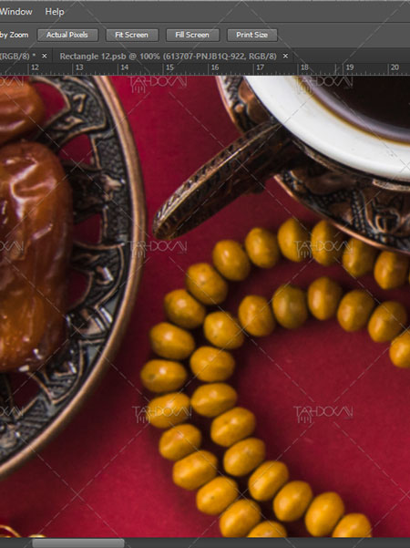 دانلود عکس بکگراند ماه رمضان