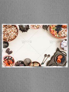 عکس ماه رمضان با کیفیت Full HD و تصاویر انواع خوراکی های افطار